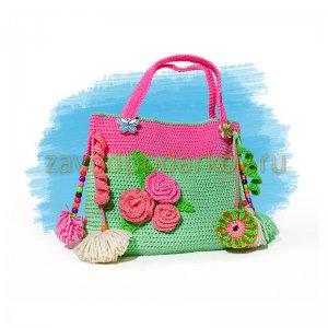 Модная детская сумочка