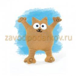 """Мягкая игрушка-подушка """"Кот Саймона"""" (малыш)"""