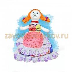 Кукла-грелка на заварочный чайник